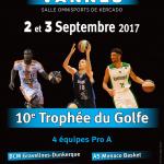 Pro A – La Roca Team conserve le Trophée du Golfe