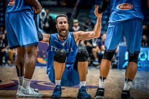 EuroBasket 2017 – Top 5 de la 7ème journée : Super Luigi Datome