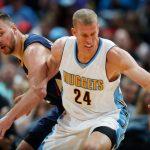 NBA – Mason Plumlee prolongé par les Nuggets