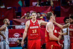 EuroBasket 2017 – Le Top 5 de la 5ème journée : Mozgov prend sa revanche