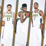 NBA – Les Nuggets exercent leurs options sur cinq joueurs