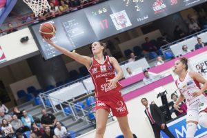 LFB – PlayDowns – Récap' : Mondeville et le Hainaut gagnent encore