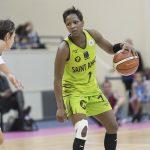 Open LFB : Le Hainaut domine Basket Landes