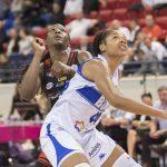 Open LFB – Montpellier-Lattes s'impose face aux Flammes au bout du suspense