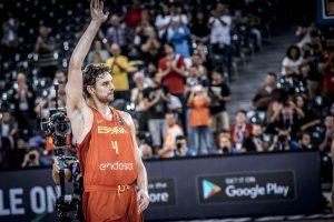 EuroBasket 2017 – Top 5 de la 8ème journée : La leçon d'Histoire par Pau Gasol