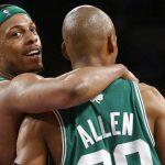 NBA – Paul Pierce sur Ray Allen : on sera unis à vie