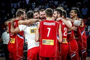 EuroBasket 2017 – Inside : La joie du vestiaire serbe