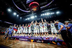 EuroBasket 2017 – Dans le vestiaire des champions d'Europe
