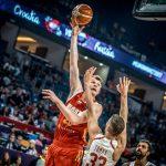 EuroBasket 2017 – Top 5 : Le contrôle aérien par Shved et Vorontsevich contre la Croatie