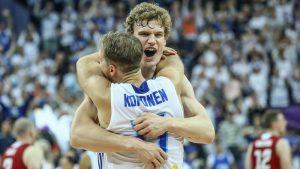 Eurobasket 2017 – Top 5 de la 6 ème journée : Lauri Markkanen anéantit la Grèce d'une seule main !