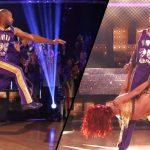Insolite – Derek Fisher joue au basket dans «Danse avec les stars»