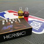 NBA – Sponsoring : Heroic Sport devient la boisson officielle de la NBA en France