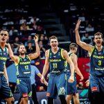 EuroBasket 2017 – La Slovénie fait tomber l'Espagne
