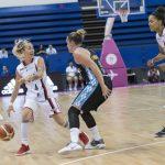 Open LFB – Nice domine Nantes à Coubertin