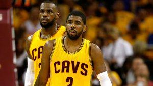 NBA – Clash LeBron vs Kyrie : un ancien coéquipier pousse un coup de gueule