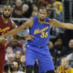 NBA – « KD a botté le cul de LeBron, point barre. Les Cavs le reconnaissent »