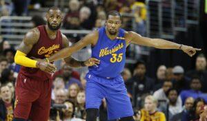 NBA – « LeBron qui rejoint le Heat, c'est très différent de KD qui rejoint Golden State »