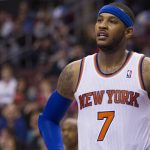 NBA – La lettre d'adieu touchante de Carmelo Anthony à New York