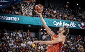 Eurobasket – J3 : Les Bleus se rassurent, la Russie surprend la Serbie, et Gasol régale !