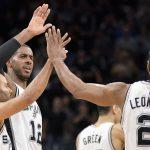 NBA – Preview 2017-2018 : Les Spurs armés pour aller chercher le titre ?