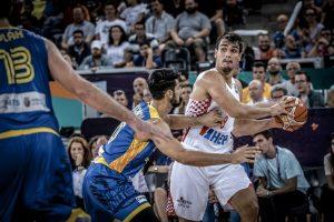 EuroBasket 2017 – Pour Dario Saric l'objectif est clair : ramener une médaille en Croatie