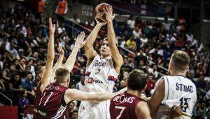 EuroBasket – J2 : Les favoris au rendez-vous