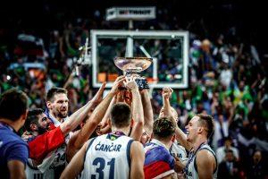 EuroBasket 2017 – Les photos du titre