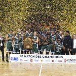 Pro A – Nanterre glane un premier titre avec le match des Champions aux dépens de Chalon