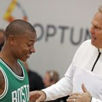 NBA – Danny Ainge sur Isaiah Thomas : «Je ne sais pas ce que nous lui devons»