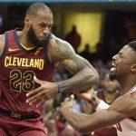 NBA – Top 10 de la nuit : La comète Lebron James