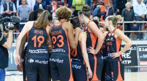 LFB – Récap' J14 : Bourges toujours leader, Basket Landes sur le podium, Montpellier se relance