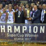 SuperCup : Premier titre de la saison pour Héléna Ciak