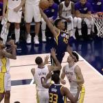 NBA – Top 10 de la nuit : Donovan Mitchell fait trembler la terre avec cette claquette