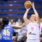 EuroCupWomen J1 : 3/4 ce soir pour les clubs français, Basket Landes au bout du suspens