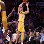 NBA – Top 5 de la nuit : L'alley-oop puissant de Lonzo Ball !