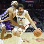 NBA – Top 5 de la nuit : Milos Teodosic, le sorcier des Clippers a encore frappé !