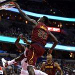 NBA – Top 10 de la nuit : L'énorme poster de Jeff Green sur Ian Mahinmi !