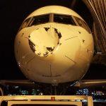NBA – L'avion du Thunder endommagé après avoir percuté quelque chose en plein vol…