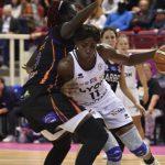 LFB : Djéné Diawara blessée à la main