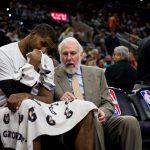 NBA – Gregg Popovich s'estime «à 99% fautif» du problème Aldridge !