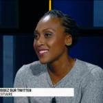 Vidéo : Sandrine Gruda, invitée de l'émission « Le Vestiaire » sur SFR Sport