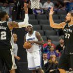 NBA – Les Français de la nuit : Même quand il est titulaire, Joffrey Lauvergne reste exemplaire !