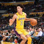 NBA – Lonzo Ball débarque sur les parquets NBA