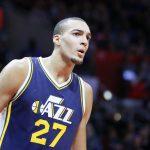 NBA – Les Français de la nuit : Rudy Gobert et Joffrey Lauvergne frôlent le double-double !