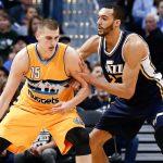 NBA – Les Français de la nuit : Rudy Gobert commence sa saison en double-double, Evan Fournier la démarre en refroidissant le Heat !