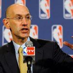 NBA – Adam Silver souligne une grosse problématique pour certains joueurs