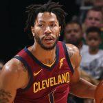 NBA – Entorse de la cheville pour Derrick Rose