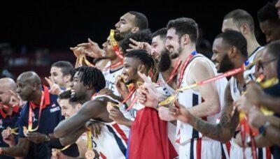 NBA/Team USA – Les groupes des J.O. révélés : du très lourd pour la France !