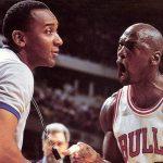 NBA – La bagarre, un art perdu en NBA : les années 1990