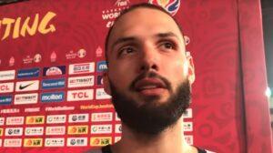 NBA – Evan Fournier critique les Américains qui sont restés à la maison